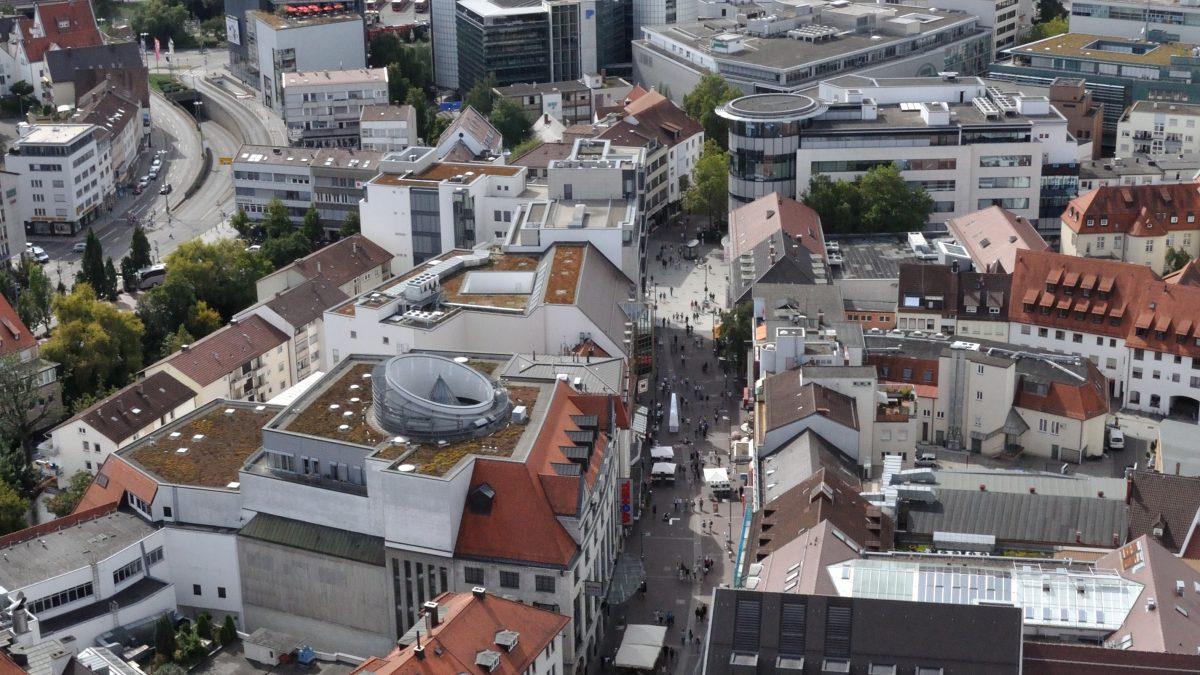 Hirschstraße Fussgängerzone