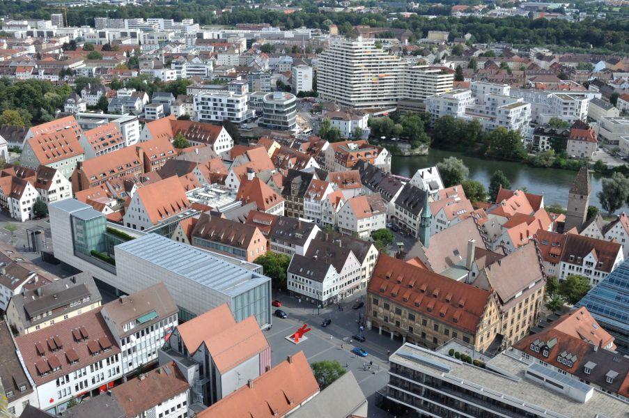 Ulm/Neu-Ulm Doppelstadt